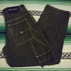BHPC Size 32x30 Black Carpenter Jeans!